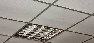 can drop ceiling tiles support recessed lighting doityourself