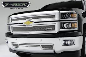 T-Rex 2014 Chevy Silverado 1500 Grilles Available Now! | STILLEN Garage Chevrolet Silverado 1415 Air Design Usa The Ultimate 2014 Chevy Bellamy Strickland And Gmc Duramax Diesel Parts Power Driven 1500 Race And Rescue Grille Guard 42015 Thunder Struck Bumpers Accsories Old Photos Trex Grilles Available Now Stillen Garage 2001 Luxury Avalanche Truck 1957 42018 Fenders 3 Bulge Fibwerx