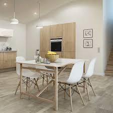 chaise blanche de cuisine chaise design cuisine photos de conception de maison