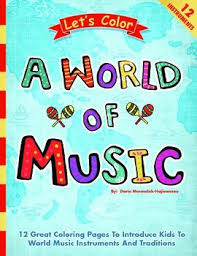 Lets Color A World Of Music