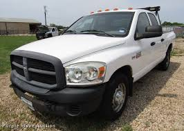 2009 Dodge Ram 2500 HD Quad Cab Pickup Truck | Item DC0033 |...