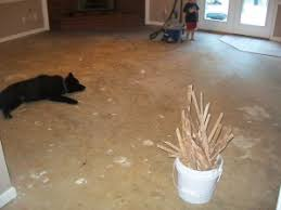 diy concrete stained flooring a thrifty recipes crafts