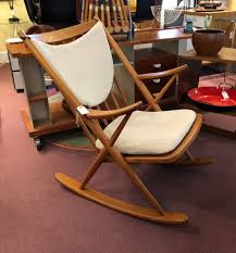 New This Week... Danish Rocking... - Heritage Antique Market   Facebook Rocking Chair On The Wooden Floor 3d Rendering Thonet Chair At Puckhaber Decorative Antiques Man Sitting Rocking In His Living Room Looking Through Costway Classic White Wooden Children Kids Slat Back Fniture Oak Creating A Childrens From An Old Highchair 6 Steps Asta Recline Comfy Recliner Mocka Au Happy Pregnancy Sitting On Stock Image Of Jackson Rocker Click Black New Price Vintage Hitchcock