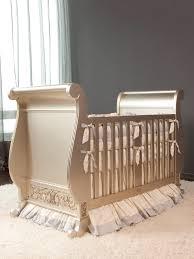 chelsea sleigh crib by bratt decor at gilt