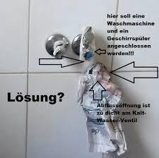 waschmaschine geschirrspüler und spüle in der küche