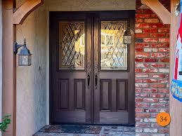 Therma Tru Entry Doors by Therma Tru 5 Foot X 8 Foot Double Dutch Entry Doors Custom Color