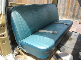 Meet Me In The Middle Of A Moonlit Chevy Bench Seat 1952 Chevy
