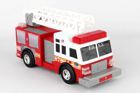 100 New York Fire Trucks Daron Department City Of Motorized Truck With