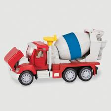 100 Toy Cement Truck Driven Micro Series Mixer Kinder Dreams S And