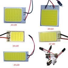 Aliexpress Buy 2pcs lot COB 16 20 24 36 48 SMD chip White