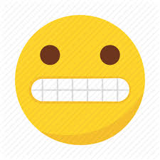 Emoji Emoticon Fake Happy Smile Icon