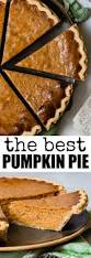 Libby Pumpkin Pie Mix Recipe Can by The Best Pumpkin Pie Culinary Hill