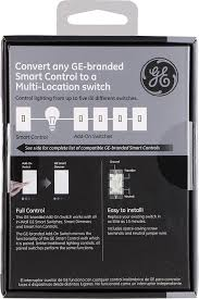 ge add on toggle style switch for ge z wave ge zigbee and ge