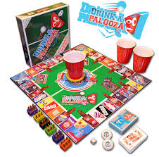 DRINK A PALOOZA Game Drinking Games For Adults The Best Adult Board