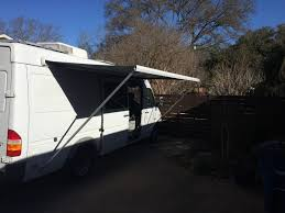 Fiamma F45S Awning On A Sprinter T1N 3500 158 WB High Roof ... Best Rv Awning Bromame Rv Ramp Screened In Porch Photos Irv2 Forums How To Install An Window Awning Ae Dometic Youtube To Set Up A Jayco Motorhome Awningscreen Room On Forest River Hardside Aframe Folding Camp Operate Your Manual S Retractable Outdoor Patio Heartland In Windsor Electric Rv Awnings Canada Octane Super Screens Rear Screen For Toy Hauler Ramp Door Own Dream Camper Van Sprinter Build Measure Order Replace Slide Topper