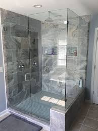 Travertine Frameless Glass Shower. Glass Soap Tray. Subway Tile ... Modern Master Bathroom Ideas First Thyme Mom Framed Vs Frameless Glass Shower Doors Options 4 Homes Gorgeous For Drbathroomist Interior Walls Kits Base Pivot Enclos Depot Bath Capvating Door For Tub Shelves Combo Vanity Enclosed Sinks Cassellie Bulb Beautiful Walk In As 37 Fantastic Home Remodeling Small With Half Wall Bathrooms Mirror Top Travertine Frameless Glass Shower Soap Tray Subway Tile Designs Italian Style Archilivingcom