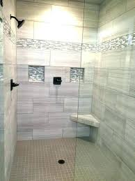 Light Grey Shower Tile Ideas With Corner Bench Using Glass Door For ... Gallery Only Curtain Great Ideas Gray For Best Bathrooms Pictures Shower Room Ideas To Help You Plan The Best Space 44 Tile And Designs For 2019 Bathroom Small Spaces Grey White Awesome Archauteonluscom Tiled Showers The New Way Home Decor Beautiful Photos Seattle Contractor Irc Services Bath Beautify Your Stalls Tips Modern Concept Of And On Baby 15 Amazing Walk In