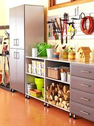 diy garage shelving idea do it yourself garage storage cabinets