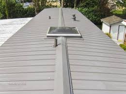 Metal Roofing For Mobile Homes Roof Overs Ike S Home Roofover 2
