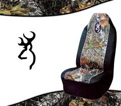100 Browning Truck Seat Covers SPG Pull Over Mossy Oak Realtree For Cars