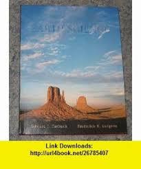 Earth Science 9780131972124 Edward J Tarbuck Frederick K Lutgens Dennis