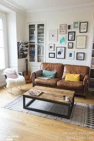 canapé cuir et bois rustique canape canape cuir et bois rustique salon cuir et bois rustique