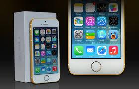 24K Gold iPhone SE price Buy gold plating iP5 SE in UK London
