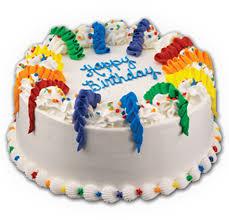Does Baskin Robbins Make Birthday Cakes Baskin Robbins