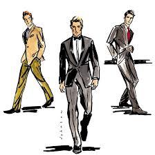 Drawn Fashion Person 2