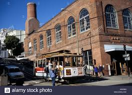 Cable Car Barn San Francisco California USA Stock Photo, Royalty ... Cable Car Remnants Forgotten Chicago History Architecture Museum San Francisco See How They Work 2016 Youtube June Film Locations Then Now Images Know Before You Go Franciscos Worldfamous Cars Bay City Guide Bcxnews Of Muni Powellhyde 17 Powell Street Turnaround Michaelyamashita Barnsan California The Home Page Sutter Railway