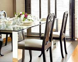 Glass Top Dining Room Table Bases Modern Set
