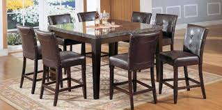 Buy ACME Danville 07059 Dining Table Set 9 Pcs In Black, Espresso ... Julian Bowen Huxley Walnut Round Ding Table With 4 Chairs Fniture Of America Set Cm3354rt Winsome Groveland Square 2 3piece Lola Modern Wenge Martin Marble Top Dark Coaster 105361 Malone 5 Piece Flatfair Zuo Virginia Key Oval Tables Vancouver Lisandro Regular 16 Sets Lipper Childrens And Walmartcom Buy Acme Danville 07059 9 Pcs In Black Espresso Sydney 5ft 6 Dublin Ireland Store