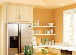 Impressive Kitchen Wall Paint Ideas And Pictures Of Colors