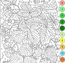 Super Awesome Best Ever Color By Number Part 1 17 Images