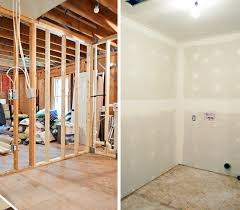 Hanging Drywall On Ceiling by How To Tape Mud And Sand Drywall Young House Love