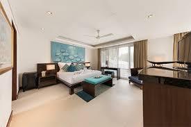 Villa Chi Samui At Lotus Samui Master Bedroom Villa Chi Samui Mae Nam Rental Villa