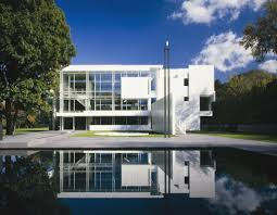 100 Richard Meier Homes Rachofsky House Partners Architects