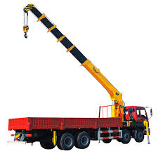 Factory Price Truck Crane Sq16sk4q Truck Mounted Crane For Sale ...