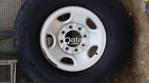 Used Truck Wheel Rims And Tires 1 Set | Qatar Living Wheels And Tires What Plus Sizing Is It Does To Your Car Default Category Used Oem Factory 18 Truck Wheel Rims Tires 1 Set Qatar Living Volvo 400serie Rims Lm Without 440002 Used 400 Series Diesel 22 Niche Verona New Aftermarket For Medium Heavy Duty Trucks Michigan Auto Wheel Tire Quality Original Chrome Factory F7239f4827c76c9673b86a_1474bb11aa6017b210e38f359aec1jpeg 20 Vossen Vvs078 195 Direct Fit Alcoa Rimstires 05 08 F350 Dually Offshoreonlycom