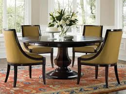 round dining room sets for 6 glass dining table and chairs great