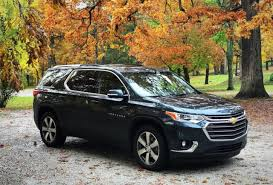 2018 Chevrolet Traverse, The Family Road Trip Extraordinaire