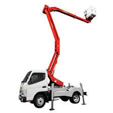 100 Truck Mounted Boom Lift Mounted Telescopic Boom Lift P 160 A Palfinger