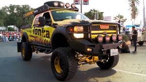 Trucks, Buggies, Winches & Light Bars! - 2013 SEMA Week Ep. 3 - YouTube