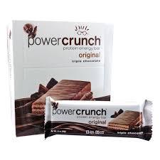 Power Crunch Bar Triple Chocolate By Bio Nutritional Research