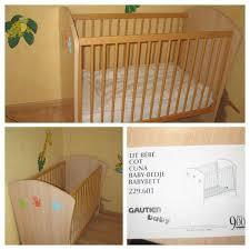 chambre enfant gautier baby galipette empreinte occasion en