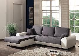 canapé gris et blanc pas cher canapé d angle but tissu fresh s canapé d angle convertible gris et