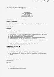 Clerical Job Resume Release Sample Impression Likeness Though Of Template Cool Law Clerk