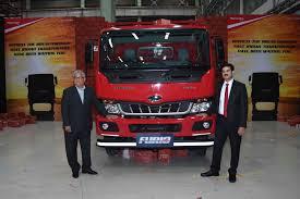 100 Mahindra Trucks Unveils FURIO A New WorldClass Range Of Intermediate