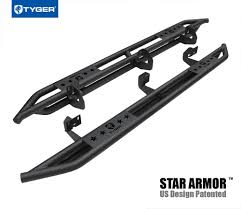 100 Steps For Trucks 5 Best Nerf Bars Side Step Rails For D F150 F250F