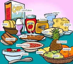 wortschatz essen trinken englische vokabeln klasse 5
